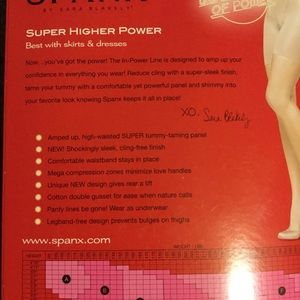 SPANX Intimates & Sleepwear - SPANX High Waisted Mid-Thigh Shaper.